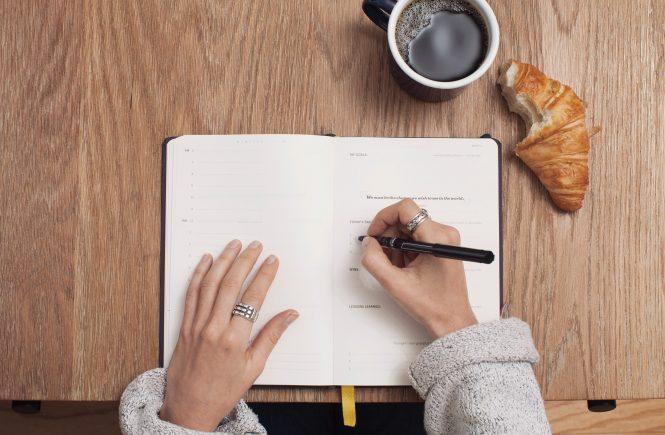 journaling diary