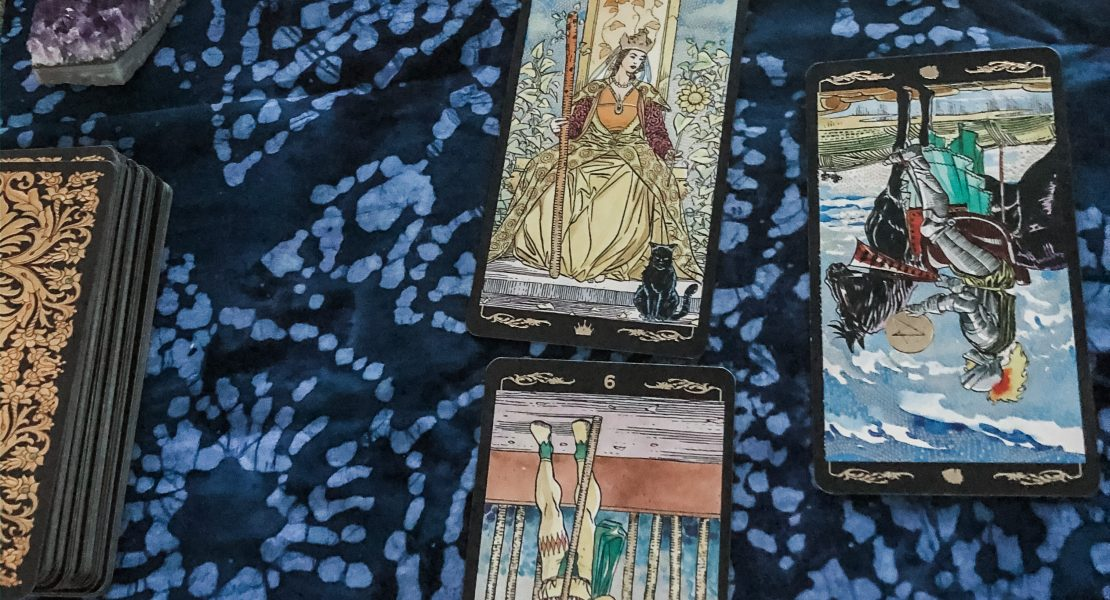 daily tarot spread